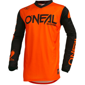 ONeal Threat Maillot manga larga Hombre, RIDER orange